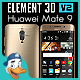 Huawei Mate 9 Pro for Element3D