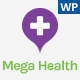 MegaHealth - Multipurpose Health Center & Medical WordPress Theme