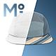 Strapback  Cap / Camp Hat  Mock-up