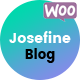 Josefine - Blog and WooCommerce WordPress theme