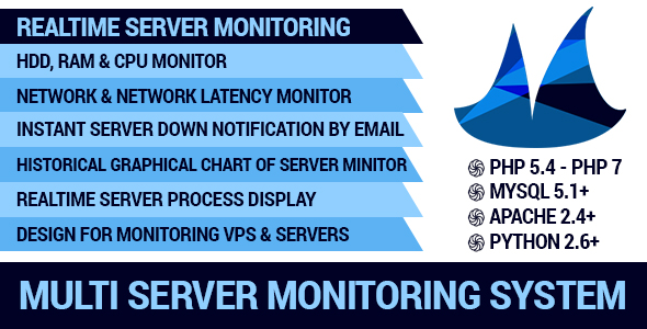 MSMsys – Multi Server Monitoring Method (PHP Scripts)