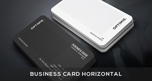 Business Card Horizontal