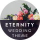 Eternity - Responsive Wedding WordPress Theme