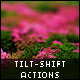 5 Tilt-shift Effect Actions - GraphicRiver Item for Sale