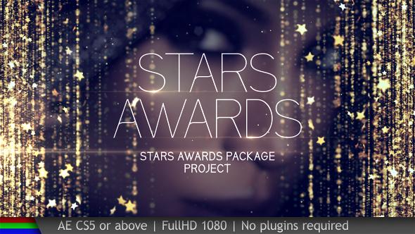 VideoHive Awards Stars 19533630