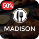 Madison WP - WordPress Restaurant Theme