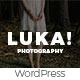 Luka - Responsive WordPress Portfolio theme
