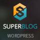 Super Blog - WooCommerce Responsive WordPress Theme