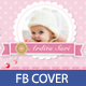 New Arrival Cute Baby Facebook Timeline Cover