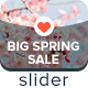 Big Spring Sale Slider