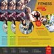 Gym-Fitness Flyer