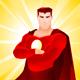 Super Hero Posing