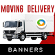 Moving Delivery Banners