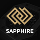 Sapphire - Luxury Watch Retail PSD Template
