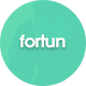 Fortun | Multi-Concept WordPress Theme