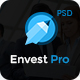 Envest Pro - Business Multipurpose PSD Template