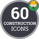 Flat Animated Icons - Construction Building Pack