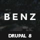 Benz - Multipurpose Drupal 8 Theme