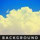 Retro Cloud Background