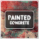 Painted Concrete Backgrounds