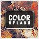 Color Splash Backgrounds