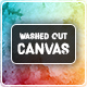 Washed Out Canvas Backgrounds