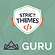 GuruBlog - Responsive Blog & Shop WordPress Theme for Experts
