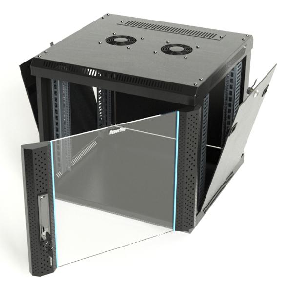 Настенный серверный шкаф TWFS - 3DOcean Item for Sale