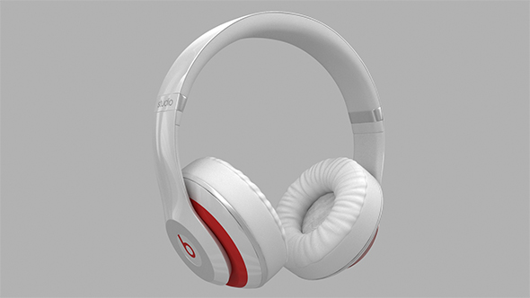 Beat Headphone - 3DOcean Item for Sale