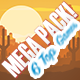 MEGA PACK! 6 TOP GAMES