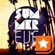 Summer Night - Beach Party Flyer