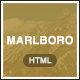 Marlboro - eCommerce HTML5 Template