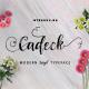 Caedck Script