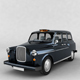 Classic London Cab