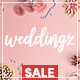 Weddingz - Creative Wedding WordPress Theme