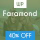 Faramond - Creative Blog WordPress Theme