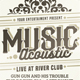 Music Acoustic Event