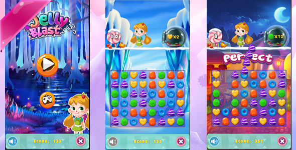 Download Candy Blast - match3, capx