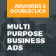 Multipurpose Business Ads - Animated HTML5 Google Banner Templates (AdWords and DoubleClick)