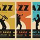 Old Jazz Festival Flyer Series