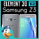 Samsung Z3 for Element 3D