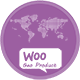 WooGeoProduct WooCommerce WordPress Plugin