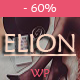 Elion - Personal WordPress Blog Theme