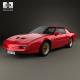 Pontiac Firebird Trans Am GTA 1991