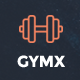Gym X - Fitness, Gym & Sports WordPress Theme