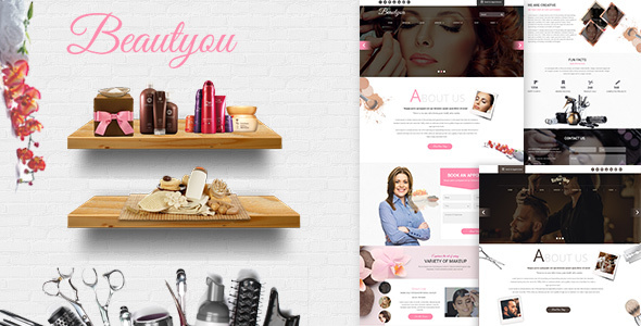 Beautyou - Hair Salon Barber Shop