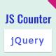 JS Counter - jQuery social counter plugin