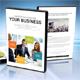 Corporate Business DVD Cover Template V11
