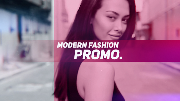 Modern Fashion Promo After Effects Template Videohive 19552516 Ae Templates Videohive