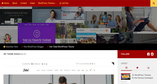 Best Responsive Multi-Purpose WordPress Themes